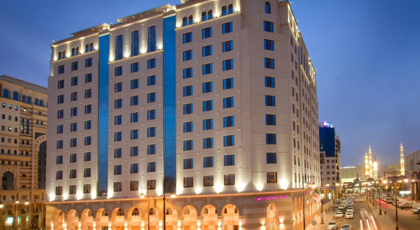 Crowne Plaza Madinah1